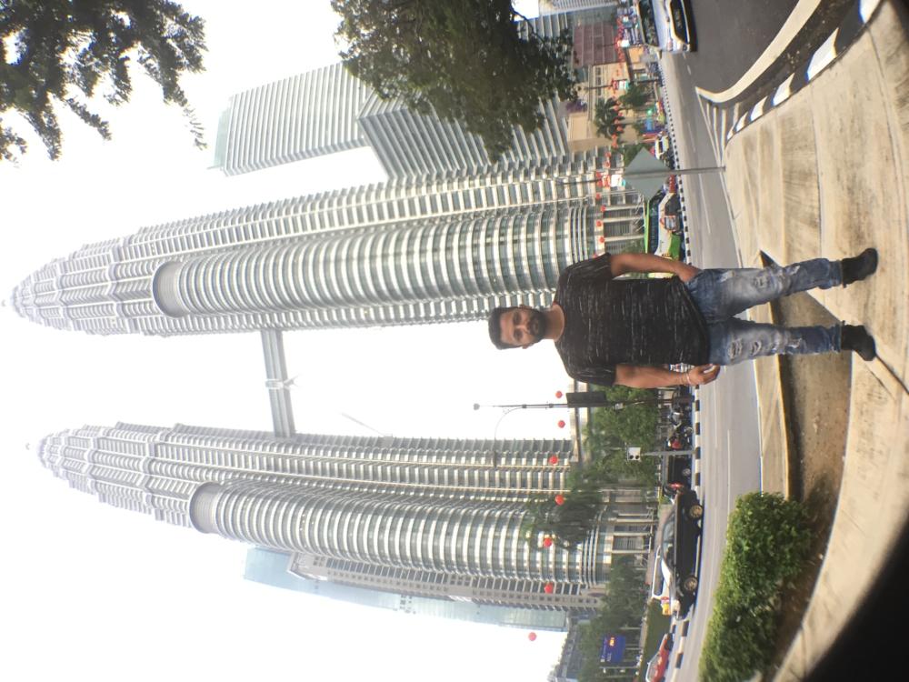 Atinder S Gill in Malaysia
