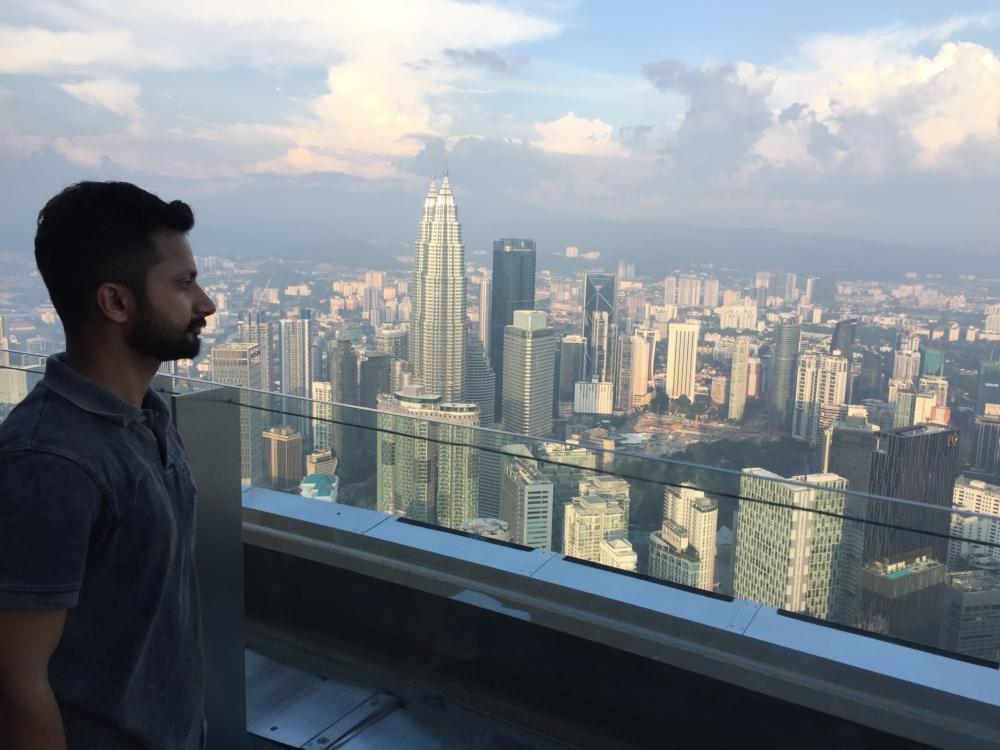 Atinder S Gill in Kuala Lumpur